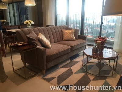 Amazing 3 bedroom in Masteri tower 5. Modern and luxury furniture