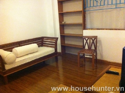 Apartment close to Hoa Lu station and The Zoo, 1bedroom.