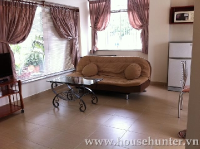Beautiful 1 bedroom apartment close to Tân Định market