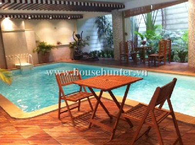 Beautiful 2 bedroom apartment for rent on Nguyen Van Troi st, Phu Nhuan Dist