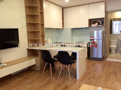 Brand-new and modern 1 bedroom service apartment in Binh Thanh