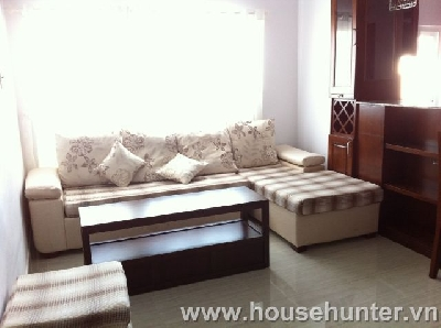Cheap 2 bedroom, 2 bath service apartment in Phu Nhuan dsitrict