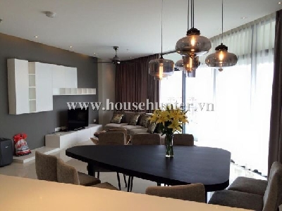 City Garden 3 bedroom converted 2 large 2 bedroom, modern kitchen