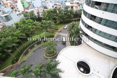 City Garden Metropolitan layout 3 bedroom fully furnished