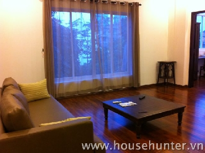 Cosy service apartment 1 bedroom on Nguyen Thi Minh Khai.