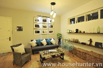 Decor 2 bedroom apartment in District 4