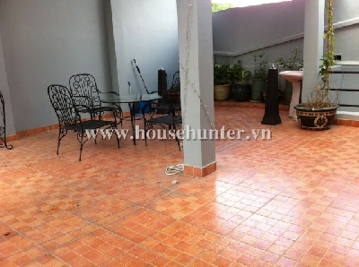 House on Le van Sy with great terrace, Phu Nhuan district