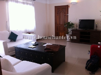 Luxury 2 bedroom service apartment in Phú Nhuan district