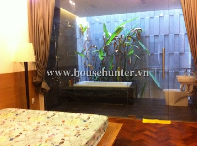 Modern 4 bedroom house in Binh Thanh district.
