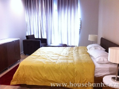 Modern two bedroom apartment in City Garden for rent in Binh Thanh district