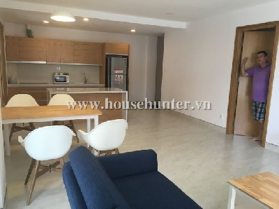 MOONLIGHT 3 BEDROOM SERVICE APARTMENT IN THAO DIEN
