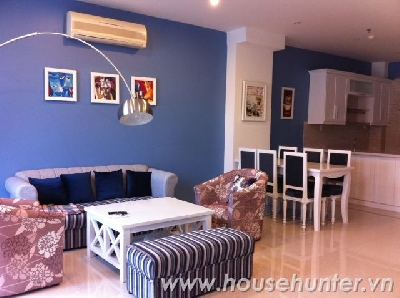 Nice decoration 2 bedroom on Tran  Quốc  Toan st. central of D. 3