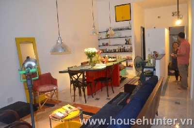 Old style 1 bedroom downtown, next to Ben Thanh market