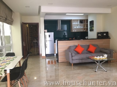 Service 1 bedroom on Quoc Huong st. district 2