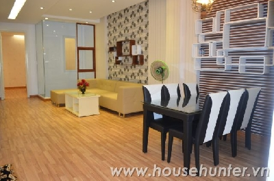 Service 2 bedroom apartment for rent near Ben Thanh market