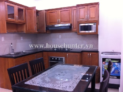 Service 2 bedroom apartment on Nguyễn Thông st. D. 3