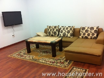Service apartment for rent in Thang Long st.