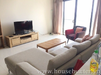 SIMPLE AND MODERN 2 BEDROOM HIGHT FLOOR IN CITY GARDEN