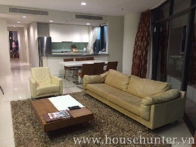 Space 3 bedroom apartment fully furnished, City Garden