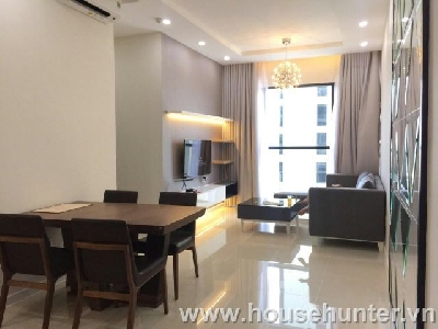 The Ascent apartment in Thao Dien, district 2