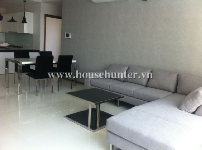 Three bedroom apartment for rent in Thao Dien Pearl