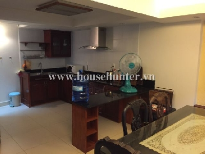 Three bedroom house for rent on Trần Quốc Thảo st. D. 3.