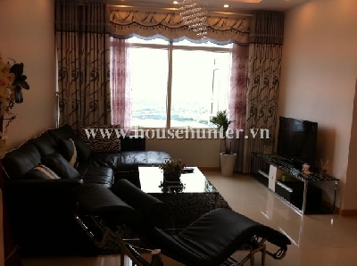 Two bedroom apartment for rent in Saigon Pearl