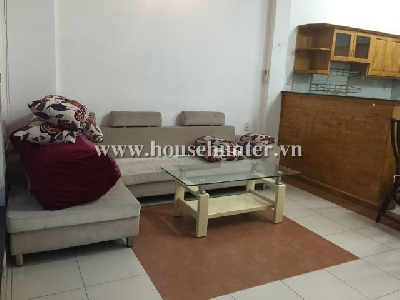 TWO BEDROOM ON LOW RISE BUILDING NEAR TAN DINH MARKET