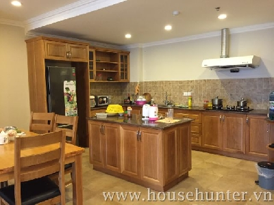 TWO BEDROOM SERVICE APARTMENT ON NGUYEN VAN TROI ST