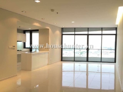 UNFURNISHED 2 BEDROOM APARTMENT FLOOR 26TH CITY GARDEN