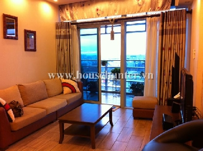Very nice and quiet 2 bedroom apartment for rent on Sailing Tower